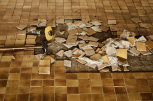 Dust Free Tile Removal Service