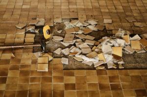 Tile Removal Service in Midlothian
