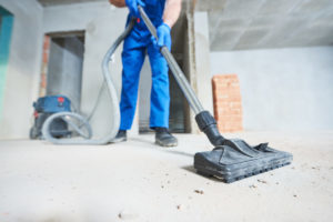Dust Free Flooring Removal in Arlington, TX
