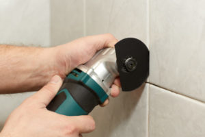 Dust Free Tile Removal Service in Haslet