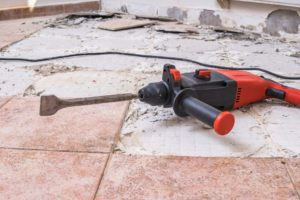 Tile Removal Service in Mansfield