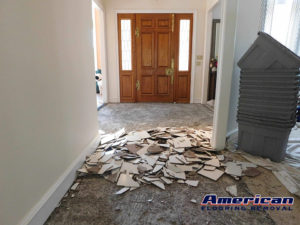 Dust Free Tile Removal Service in Plano